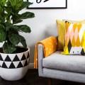Indoor planters / www.heidiandcoco.com