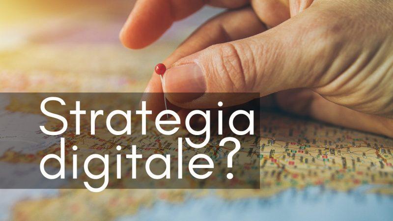 cos'è una digital strategy