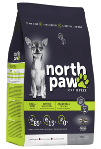 north paw chien petite race