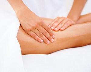 remedial massage legs