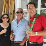 Chaine Xmas Lunch Chill GC06 pre lunch drinks