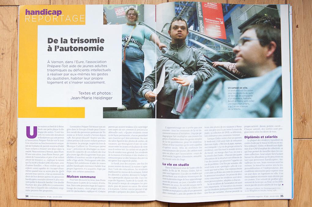 Infirmière Magazine