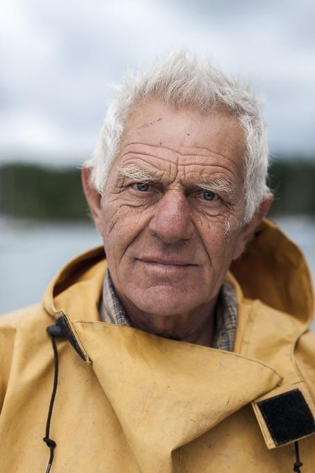 le 30 juin 2017, Loïc Jomier, pisciculteur à la retraite