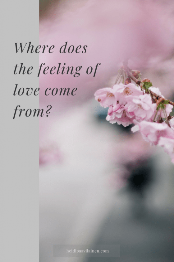 Where does the feeling of love come from? Relationships tips and advice for healthy relationships, unconditional love and spiritual healing. #unconditionallove #relationshipsadvice #spiritualawakening #spiritualguidance