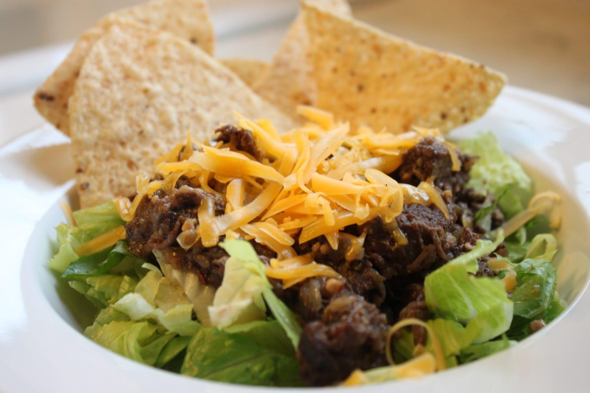chipotle barbacoa bowls