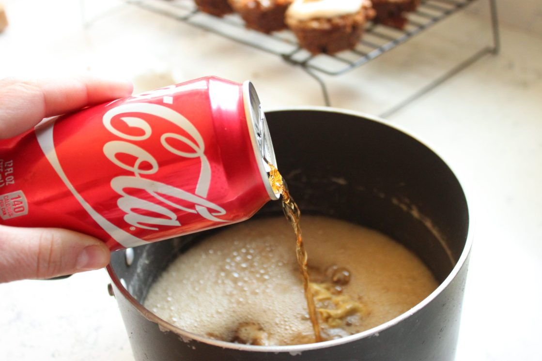 coca-cola glaze