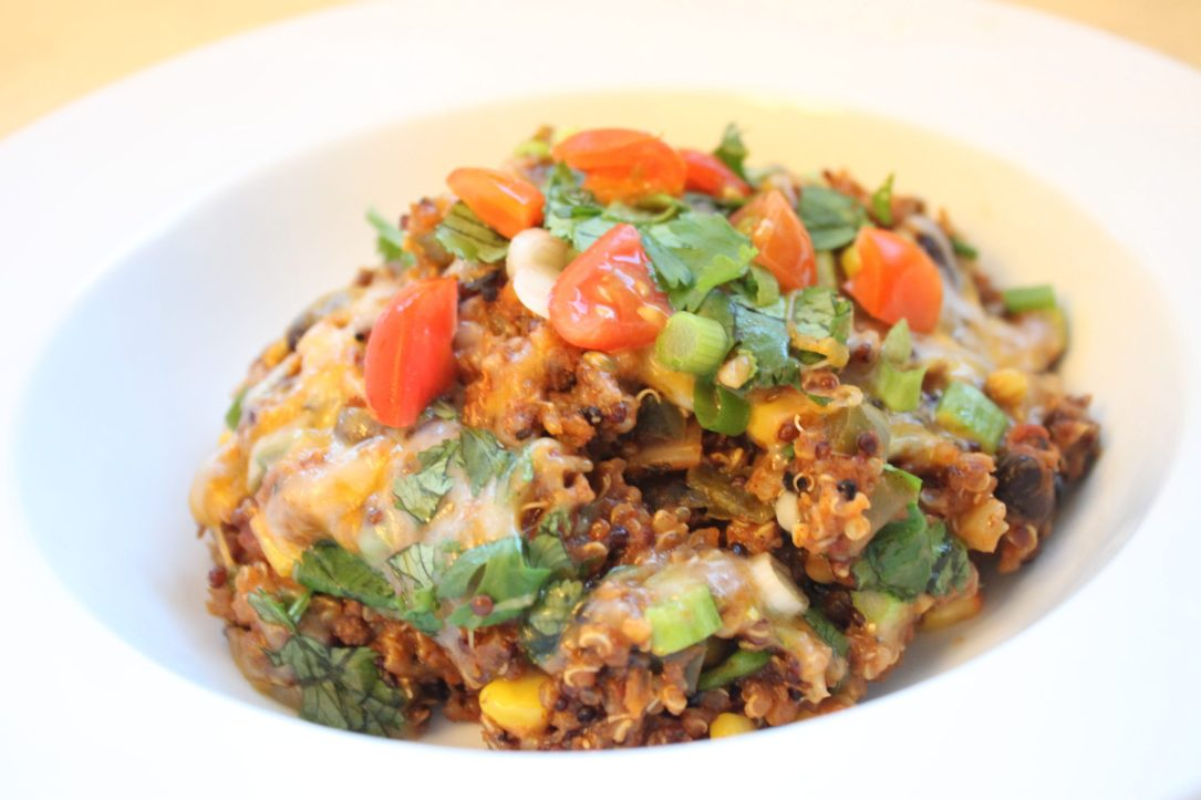 enchilada quinoa