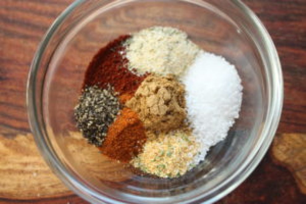 Here are the proportions of spices you'll need to make your own homemade chili seasoning. This is enough for one pot of chili, so if you'd like extra, ...
