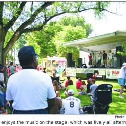 Berthoud Day Concert in Berthoud, Colorado