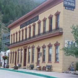 The Hotel de Paris in Georgetown, Colorado