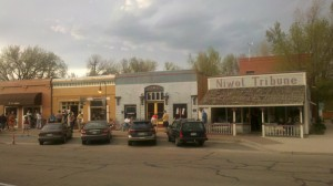 Historic Downtown Niwot