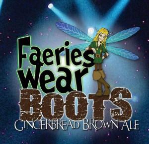 Fairies wear boots Ska Brewing beer logo