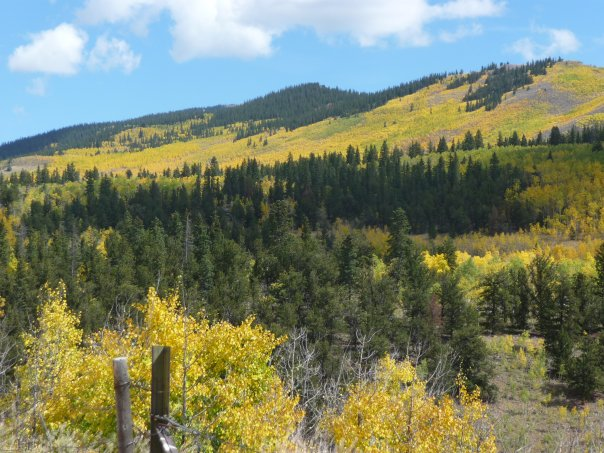 Kenosha Pass Sept 19 2009