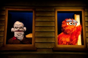 puppets in Avenue Q