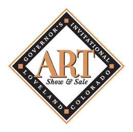 Governor's Invitational Art Show Logo