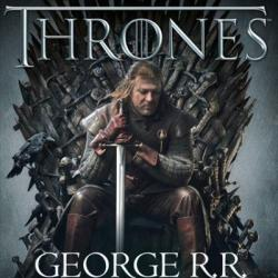 Game of Thrones book cover
