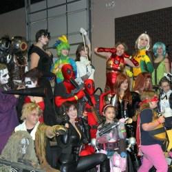 Cosplay contestants at Rocky Mountain Con 2013, in Denver, Colorado. HeidiTown.com