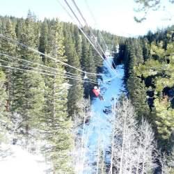 Top of the Rockies zipline HeidiTown.com