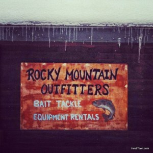 Rocky Mountain Outfitters in Grand Lake, Colorado. HeidiTown.com