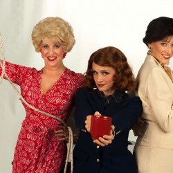 9 to 5 press picture Candlelight Dinner Playhouse