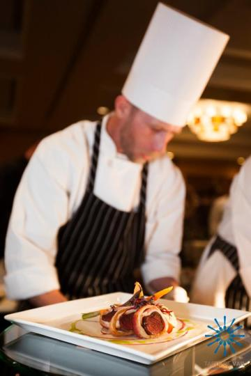 Taste of Vail Grand Tasting. Photo by Zach Mahone Photography