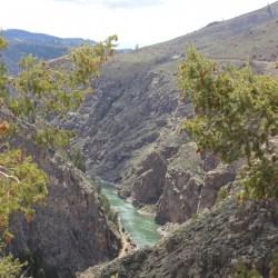 Black Canyon Gunnison, HeidiTown.com