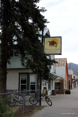 The Living Farm Cafe Paonia Colorado HeidiTown.com