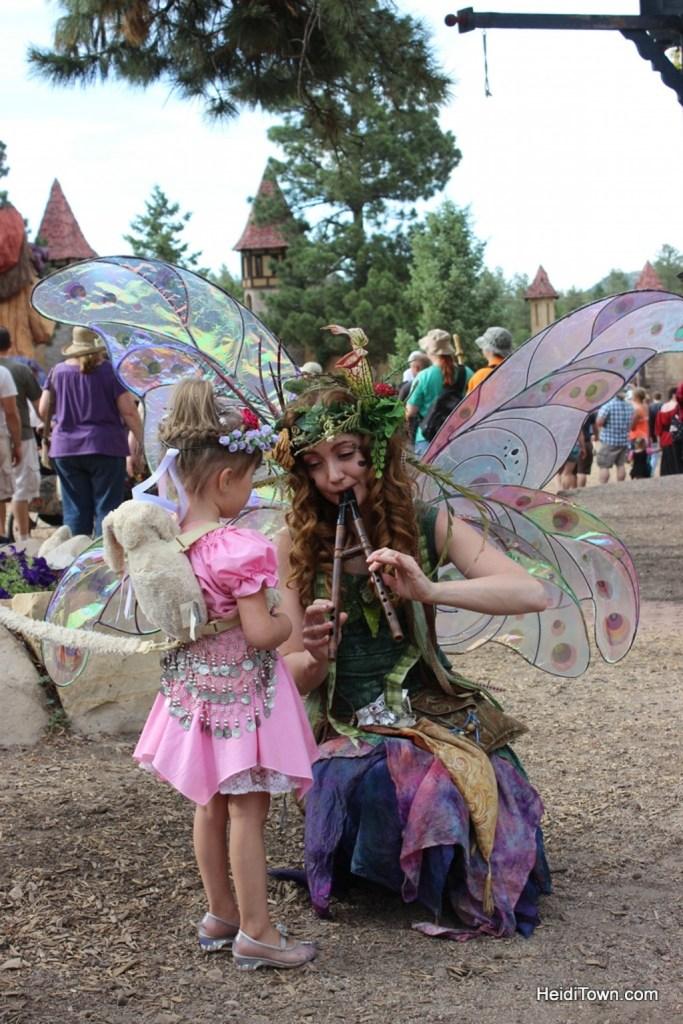 Twig the fairy at Colorado Renaissance Festival. HeidiTown.com (2)