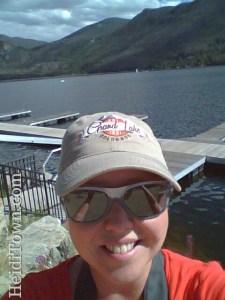 new hat Grand Lake Colorado. HeidiTown.com