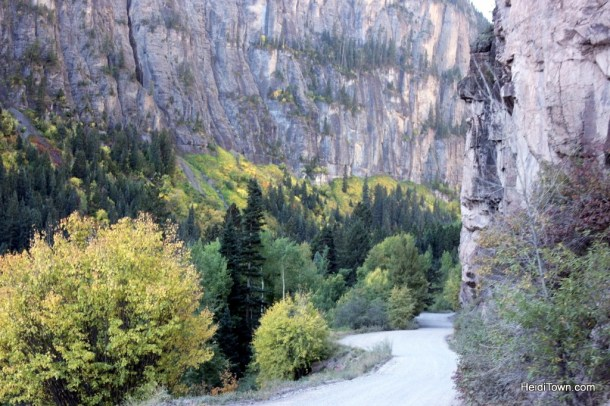Heading out with Alpine Scenic Tours in Ouray, Colorado. HeidiTown.com