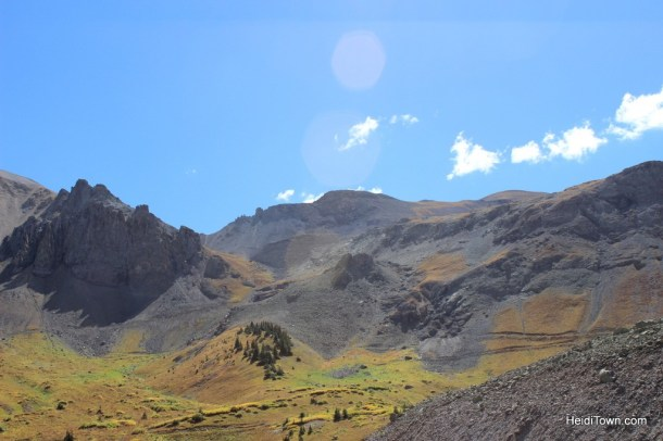 Imogene Pass with Alpine Scenic Tours in Ouray, Colorado. HeidiTown.com