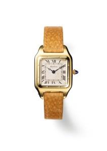 Title: Santos wristwatch. Cartier Paris, 1915.