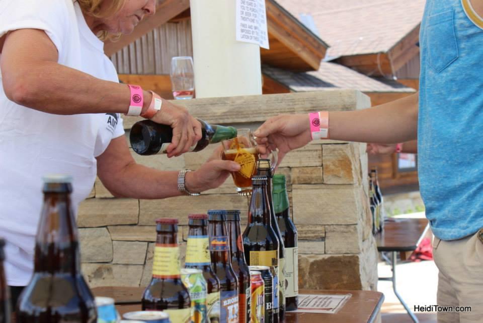 Colorado beer festivls not to miss. Winter Park Beer Festival. HeidiTown.com