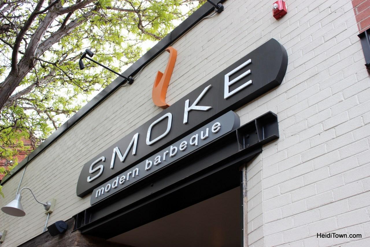 Smoke Modern BBQ in Glenwood Springs, Colorado. HeidiTown.com