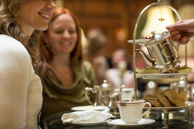 Holiday happenings in the Mile High City HeidiTown.com Christmas Tea at the Brown Palace