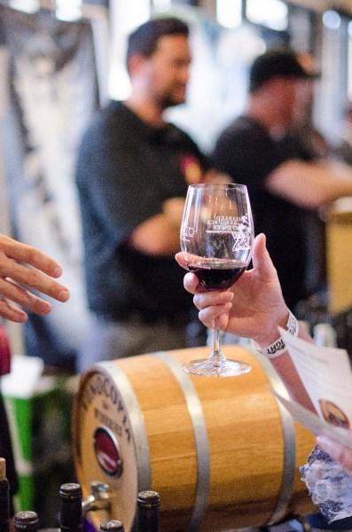 Wine Fest, Fort Collins. HeidiTown.com