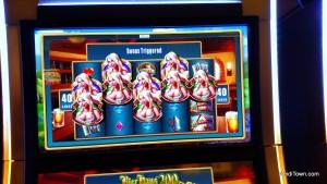 Ameristar Casino Resort. Bierhaus game. HeidiTown.com