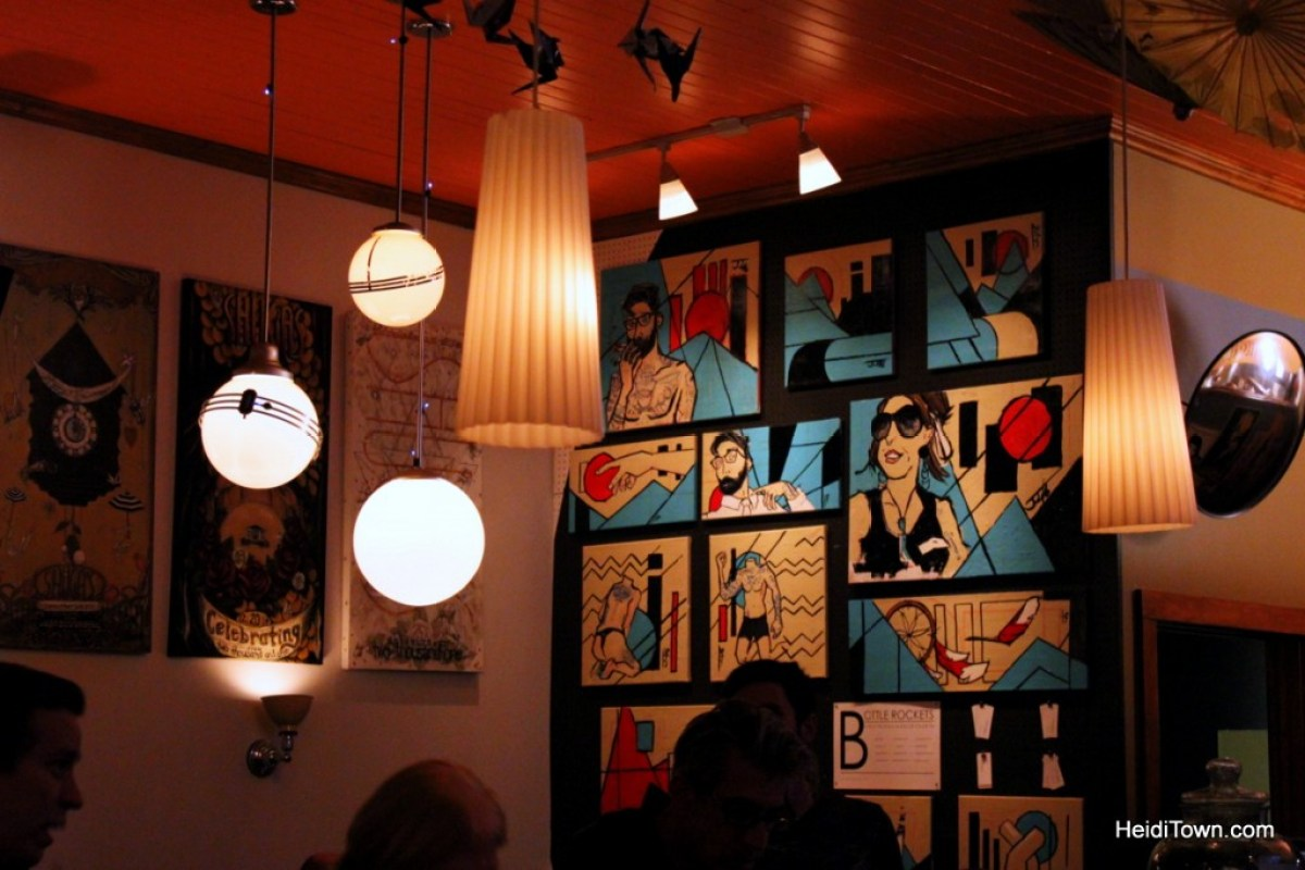 Bar Hopping in Downtown Colorado Springs. Shuga's. HeidiTown.com