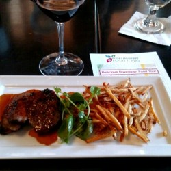 Rocky Mountain Food Tours, The Famous, a Steakhouse. HeidiTown.com