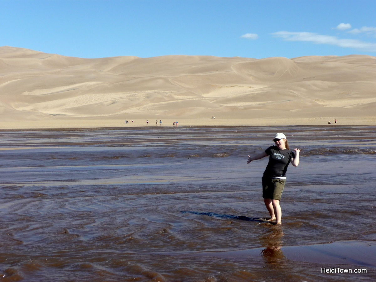 Find Your Park Colorado's National Parks. Great Sand Dunes National Park. HeidiTown.com