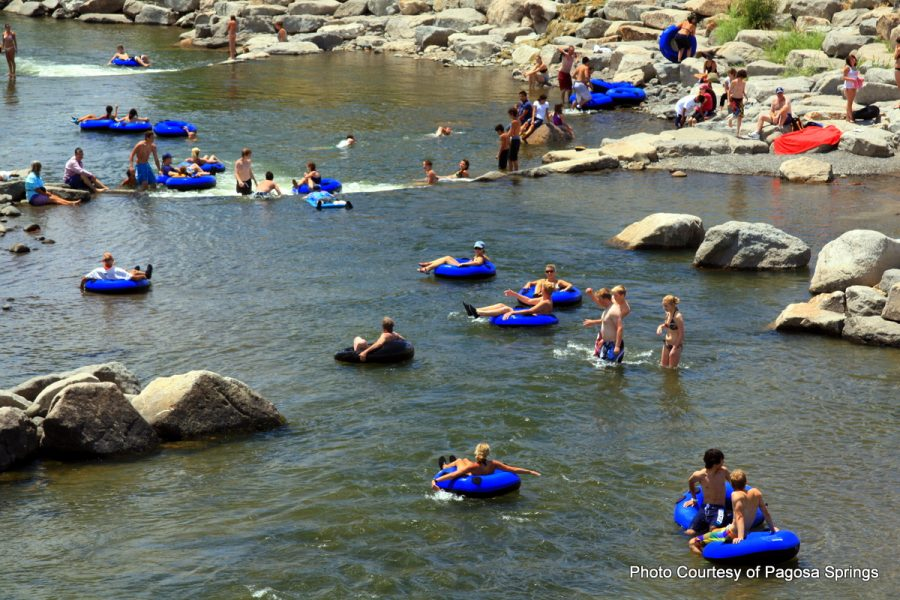 five things to do in pagosa springs this summer. tube the san juan river. HeidiTown.com