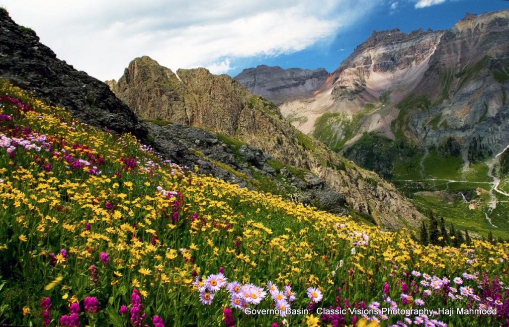 Girlfriends getaway in the Colorado Rocky Mountains, Ouray