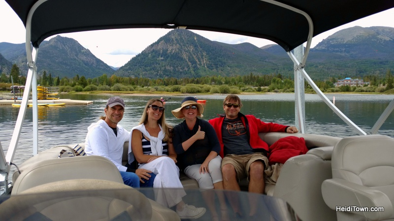 Fall in love with Frisco, Colorado this autumn. At Frisco Bay Marina. HeidiTown.com