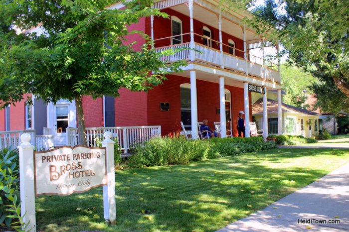 Where to Stay in Delta County, Colorado.