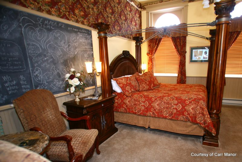 Out Of The Ordinary Winter Escapes in Colorado. Carr Manor, HeidiTown.com