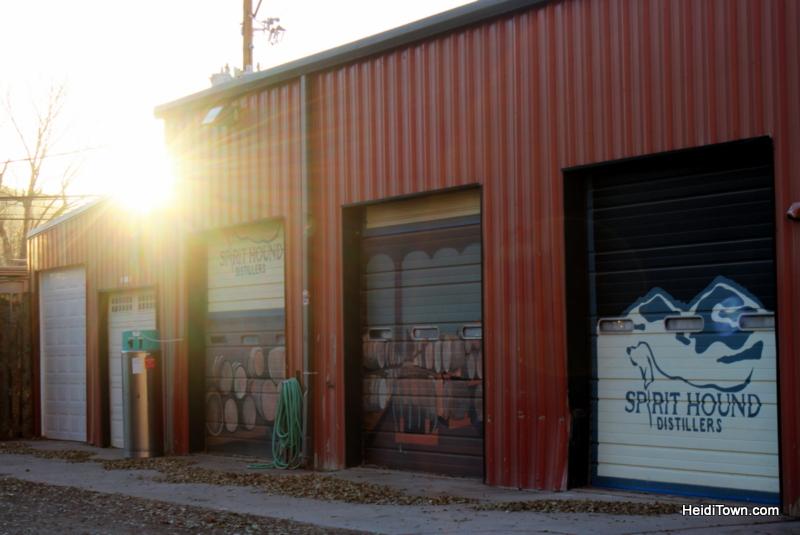 Whiskey, Lights, Pinball, Spirit Hound Distillers. HeidiTown.com