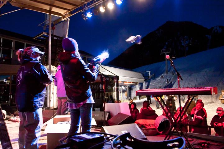 Bud Light Spring Jam, Aspen, photo by Seth Beckton