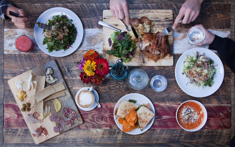 When Visiting Aspen, Colorado, Eat All the Things, Meat & Cheese courtesy photo. HeidiTown.com