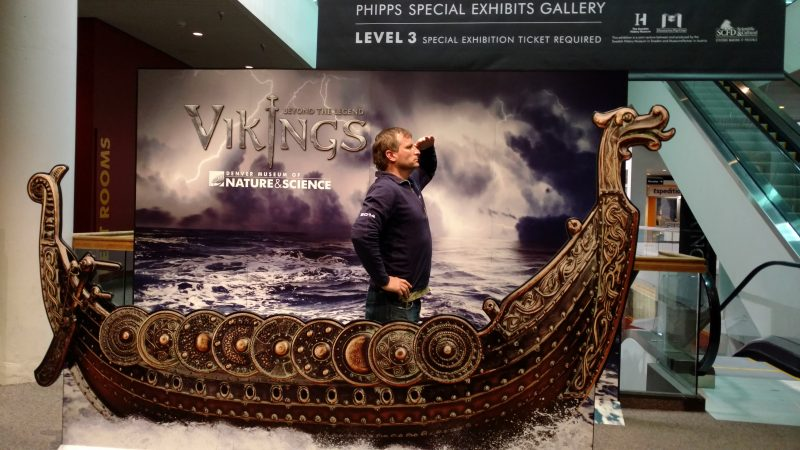 Viking Helmets Never Had Horns & Other Things You'll Learn at the New Vikings Exhibit in Denver, HeidiTown.com 1