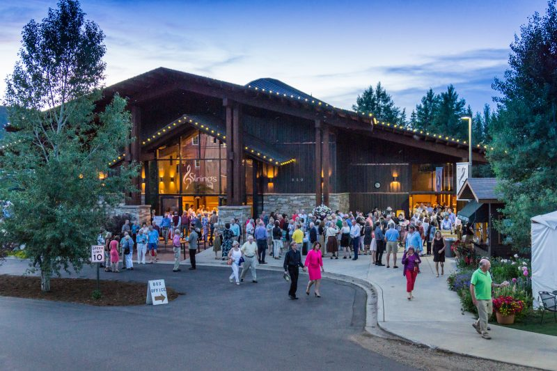 Six Reasons to Visit Steamboat Springs this Summer, Strings Music Pavilion
